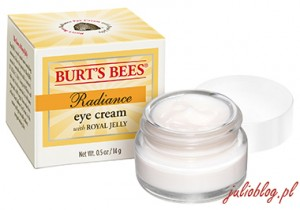 Krem pod oczy Radiance Eye Cream Burt's Bees