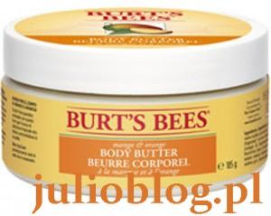 Masło do ciała Mango & Orange Body Butter Burt's Bees