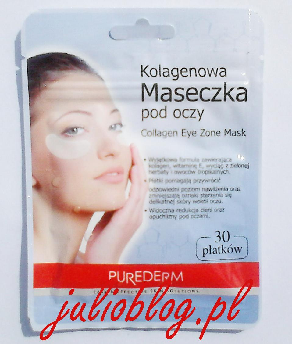 julioblog_platki_pod_oczy_purederm_eye_zone_mask_kolagen