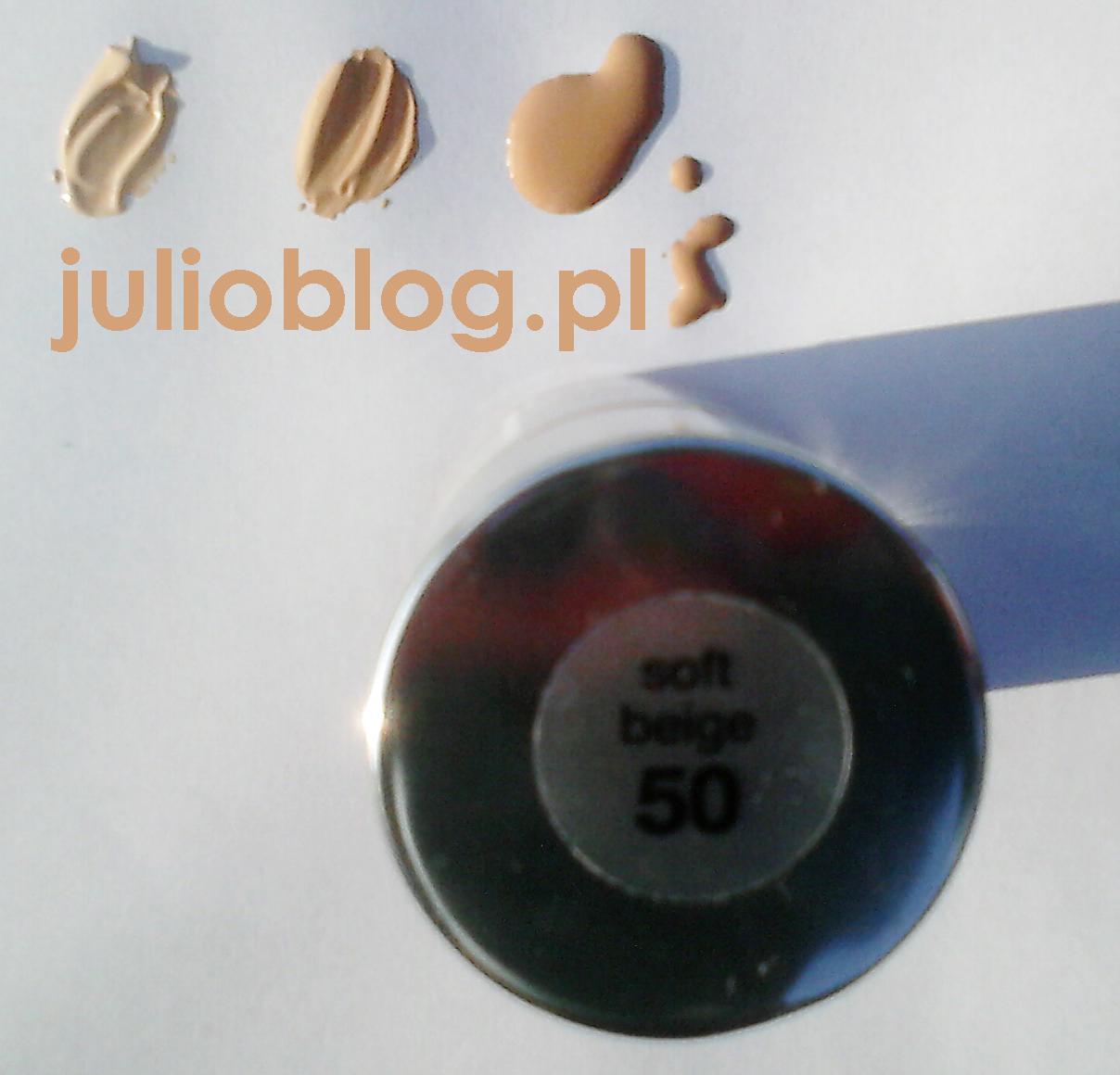 Płynny Podkład do twarzy Neutrogena Healthy Skin SPF 20 w odcieniu Soft Beige 50 Podkład Neutrogena Healthy Skin SPF 20. Podkład Neutrogena Healthy Skin Liquid Makeup Broad Spectrum SPF 20. Kryjący lekki podkład rozświetlający. Jedwabista i ultralekka formuła pozwala zachować świeży i młody wygląd przez wiele godzin. Niezwykła łatwość w rozprowadzaniu, antyoksydanty oraz SPF 20 czynią ten podkład nowym rewelacyjnym odkryciem Neutrogeny. Skład: Water, Cyclopentasiloxane, Ethylhexyl Palmitate, Talc, Cyclohexasiloxane, C12-15 Alkyl Benzoate, Butylene Glycol, Polyglyceryl-4 Diisostearate/Polyhydroxystearate/Sebacate, Cetyl Dimethicone, Cetyl Peg/Ppg-10/1 Dimethicone, Magnesium Sulfate, Cyclomethicone, Boron Nitride, Hdi/Trimethylol Hexyllactone Crosspolymer, Stearoxymethicone/Dimethicone Copolymer, Ppg-12/Smdi Copolymer, Tocopherol, Pentaerythrityl Tetra-Di-T-Butyl Hydroxyhydrocinnamate, Alumina, Polyhydroxystearic Acid, Silica, Soymilk Powder, Glycerin, Dimethicone, Chrysanthemum Parthenium (Feverfew) Extract, Quaternium-90 Bentonite, Propylene Carbonate, Silica Silylate, Dimethicone/Vinyl Dimethicone Crosspolymer, Caprylyl Glycol, Sorbic Acid, Aluminum Starch
