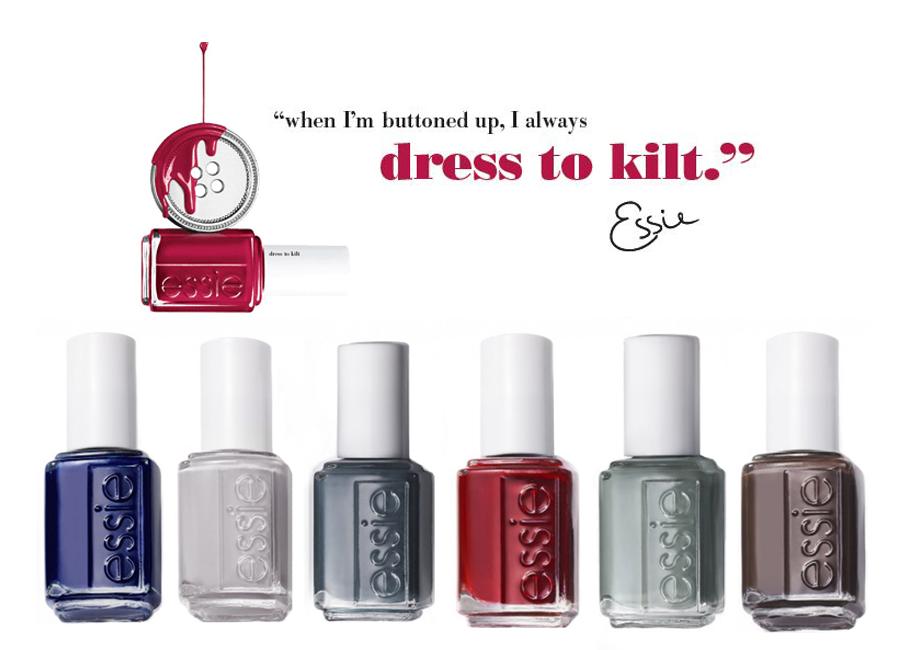 Essie _jesien_2014_kolekcja_dress_to_kilt
