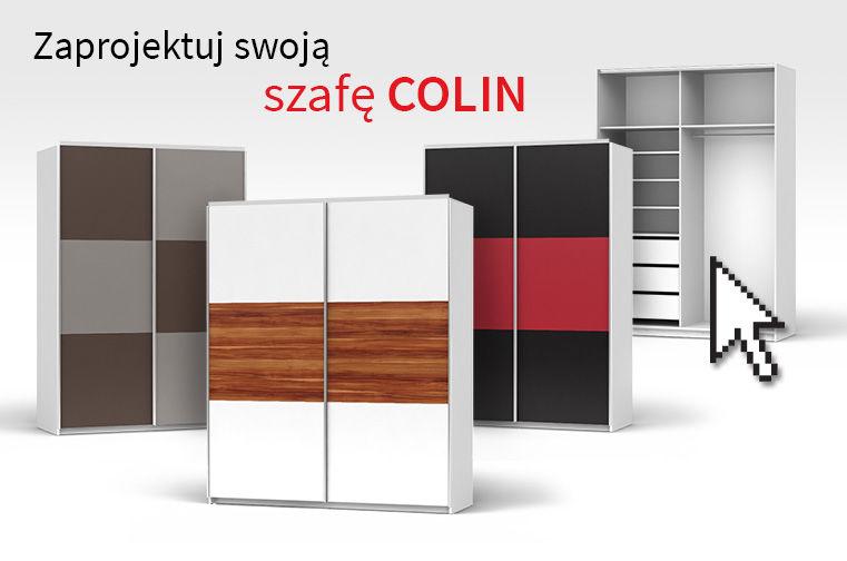 Zaprojektuj szafę COLLON z BRW