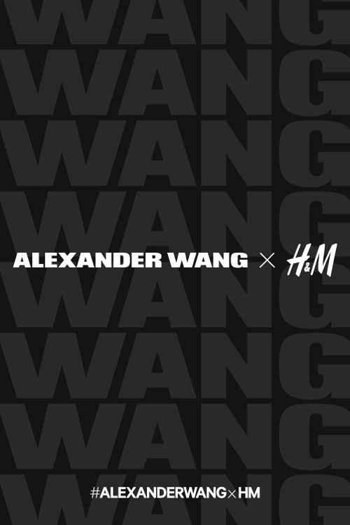 #ALEXANDERWANG&HM Kolekcja Aleksandra Wanga dla H&M dostępna w wybranych sklepach sieciówki w listopadzie 2014