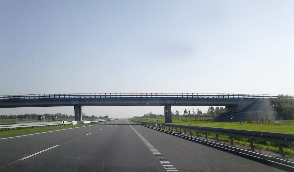 Autostrada A4 do przejścia granicznego z Ukrainą - Korczowa