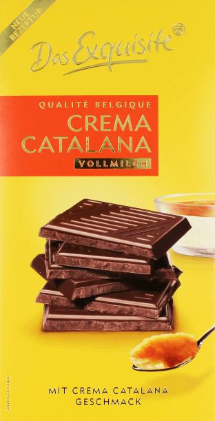 Tabliczka czekolady Des Exquisite Crema Catalana