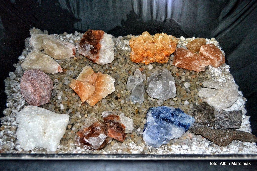 Sól wydobywana w Kłodawie ma wiele odcieni a głównie jest to sól biała i różowa. Zdarza się sól błękitna co jest wielką rzadkością