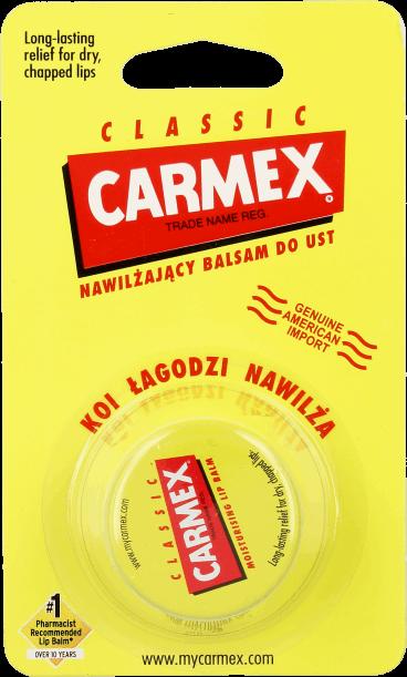 Carmex balsam do ust w słoiczku