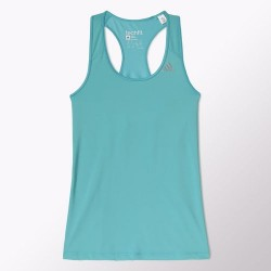Koszulka na ramiączkach Techfit Adidas. Kolor Vivid Mint (M61488). 139zł Aby zapewnić Ci efektywną wentylację podczas ćwiczeń, ta damska koszulka treningowa na ramiączkach oddycha głęboko dzięki siatkowej konstrukcji z Climacool®, która cyrkuluje powietrze, gdy trenujesz.. Podłużne wycięcia wzdłuż pleców tej dopasowanej koszulki pozwalają wyeksponować fluorescencyjny, wewnętrzny biustonosz sportowy. Z płaskimi szwami, by zminimalizować tarcie oraz filtrem UV UPF 50+, który zapewnia ochronę, gdy trenujesz na zewnątrz. Wentylacja Climacool® zapewnia przewiewność i suchość System Techfit™ pomaga mięśniom skupić się na wytwarzaniu maksymalnej ilości wybuchowej siły, przyśpieszenia i długotrwałej wytrzymałości Głęboki dekolt Wycięcia bokserskie i siatkowe wstawki na plecach; wycięcia w połowie pleców Technologia z filtrem ochronnym UV 50+ UPF; dopasowany krój 84% poliester / 16% dzianina z dodatkiem elastanu
