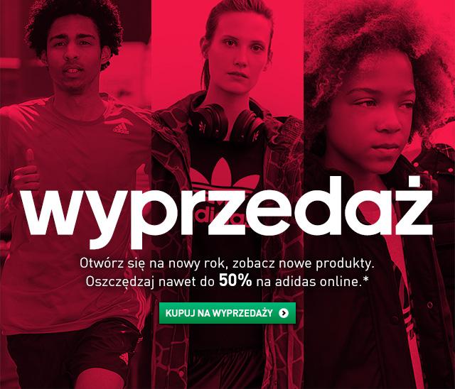 adidas sklep internetowy online zimowa wyprzedaż 2015 zniżka rabat 50procent taniej julioblog.pl zakupy julii