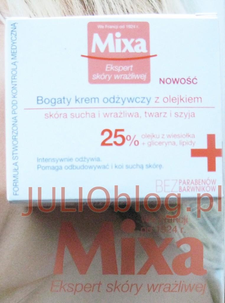 julioblog.pl-Bogaty-kremu-odżywcze-Mixa-z-olejkiem-z-wiesiołka-do-skóry-suchej-i-wrażliwej-do-twarzy-i-szyi-gliceryna-lipidy