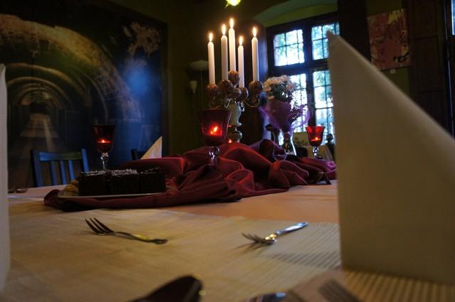 Włoska Restauracja Pane e Vino, Katowiceul. Jankego 172 - wnętrze (zdjęcie ze strony internetowej restauracji)