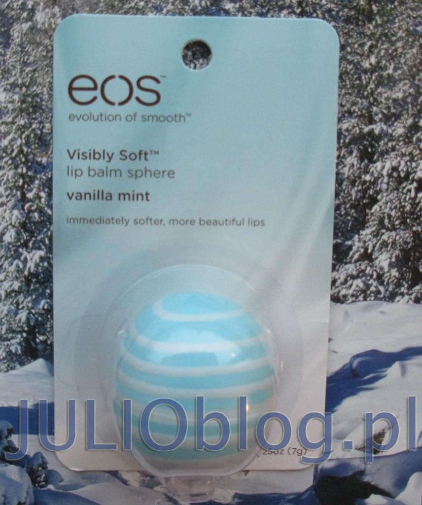 julioblog.pl-zakupy-julii-balsam-do-ust-eos-visibly-soft-vanilla-mint-waniliowo-miętowy-sztyft-butik4girls.pl-usda-organic-opakowanie