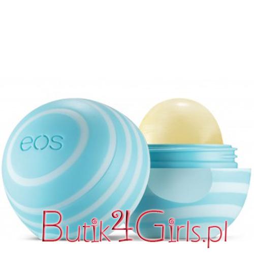 julioblog.pl zakupy julii butik4girls.pl balsam do ust eos vanilla mint wanilia i mięta visibly soft usdaorganic