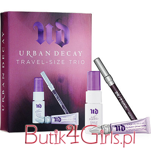 julioblog.pl zakupy julii butik4girls.pl zestaw urban decay baza pod cienie wodoodporna kredka do oczu spray utrwalający makijaż
