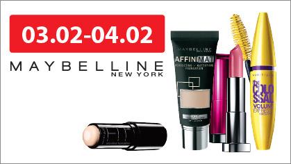 julioblog.plpromocja zniżka rabat gratis dwa kosmetyki plus jeden za 1 grosz makijaż kolorówka hebe luty 2015 maybelline new york 3.02 i 4.02 2014