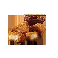 Obiad w McDonald's, oferta zima 2015. HRUPSERKI mcdonald chrupserki camambert siemię lniane zima oferta mc donalds 2015Aksamitny, delikatny ser camembert w chrupiącej panierce z drobinkami siemienia lnianego. 3 sztuki w porcji. Sos żurawinowy dodatkowo płatny. Chrupserki kosztują 5.90zł, sos żurawinowy 1zł.