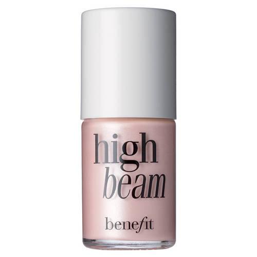 Różowy rozświetlacz do twarzy High Beam Benefit dostępny w SEPHORA za 119zł