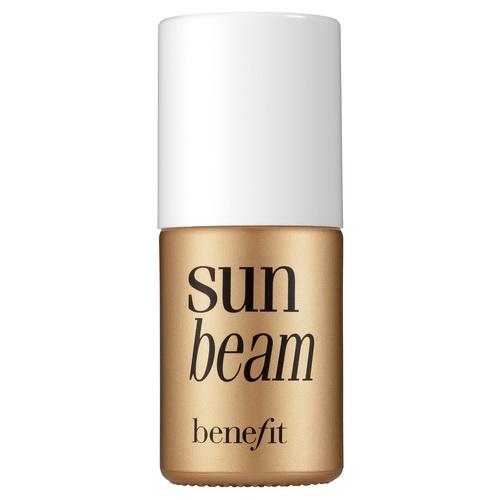 Złoty rozświetlacz do twarzy SunBeam Benefit 115zł sephora