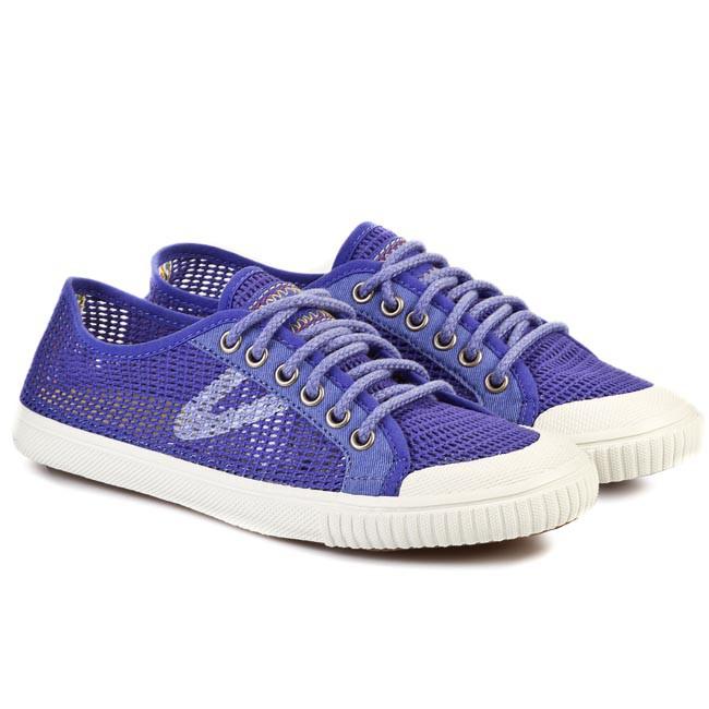 julioblog.pl  buty Trampki TRETORN - Seksti Mesh 47 288201 Blue Iris szafirowe niebieskie fiołkowe
