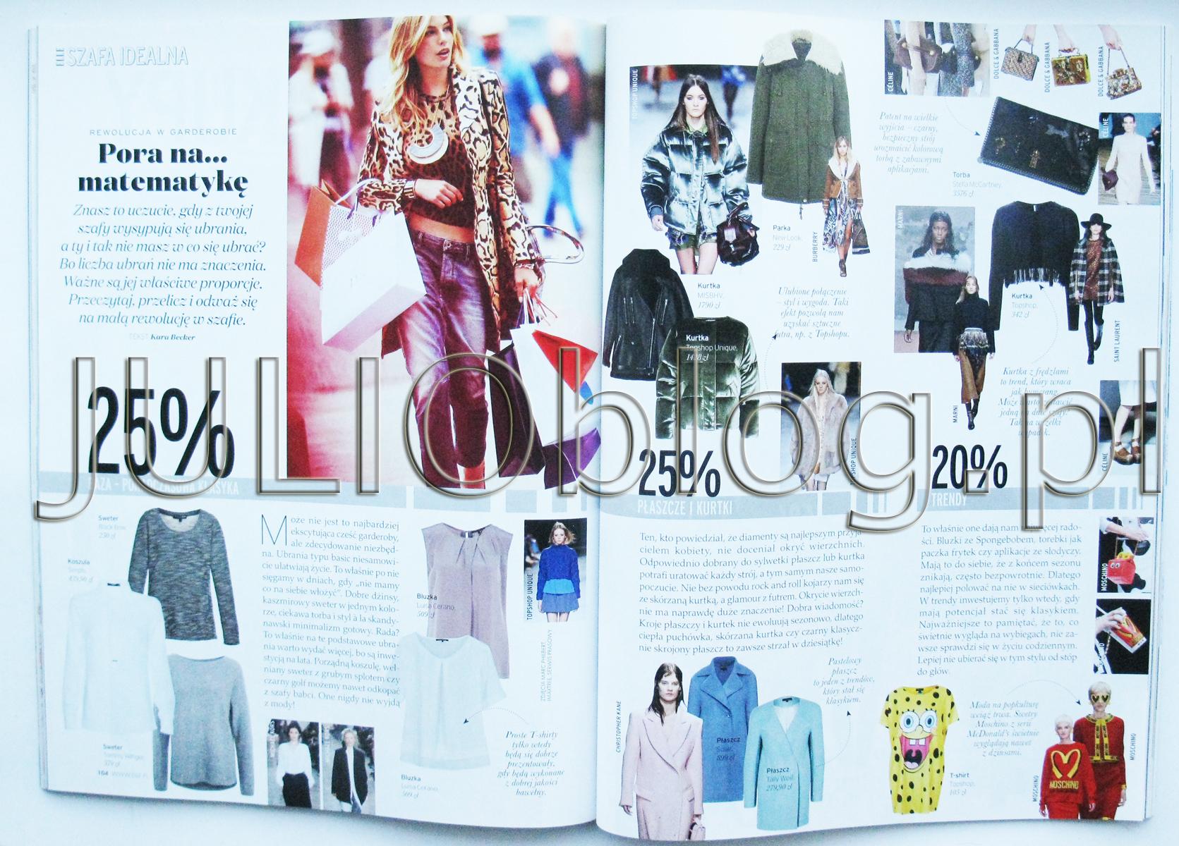 Modowa Arytmetyka Jakie Ubrania I Ile Koniecznie Trzeba