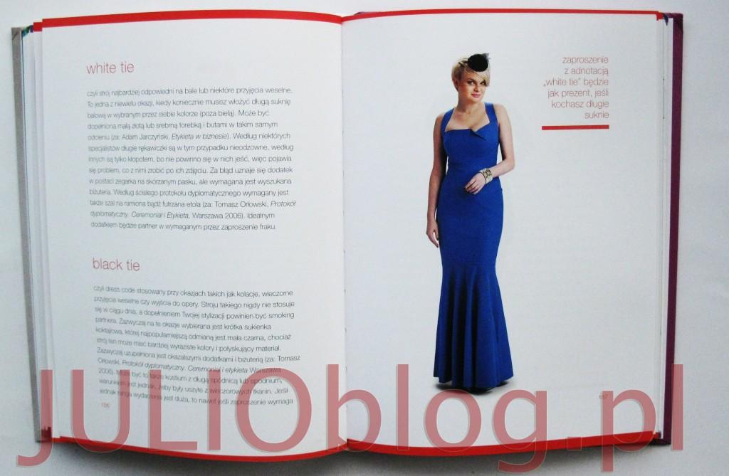 julioblog.pl-recenzja-książki-moniki-jurczyk-szefowa-swojej-szafy-wydawnictwo-burda-poradnik-modowy-white-tie-black-tie