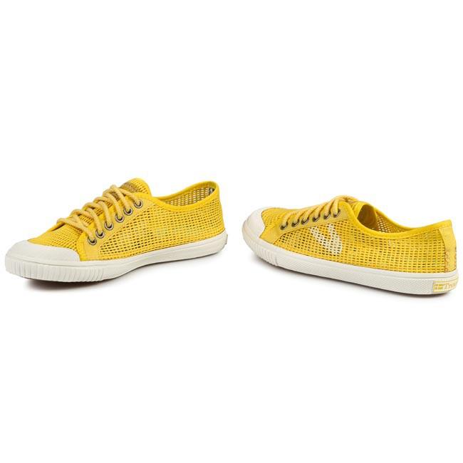 julioblog.pl zakupy julii buty Trampki TRETORN Seksti Mesh 47 288203 Dandelion żółte fajne