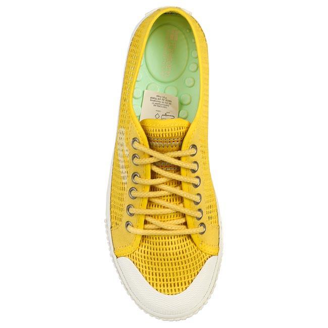 julioblog.pl zakupy julii buty Trampki TRETORN Seksti Mesh 47 288203 Dandelion żółte wkładka