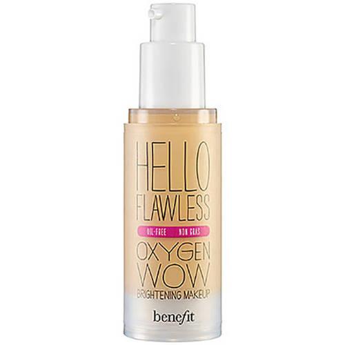 Płynny podkład Hello Flawless Oxygen Wow Benefit Pure 4 Sure Ivory 35ml 169zł