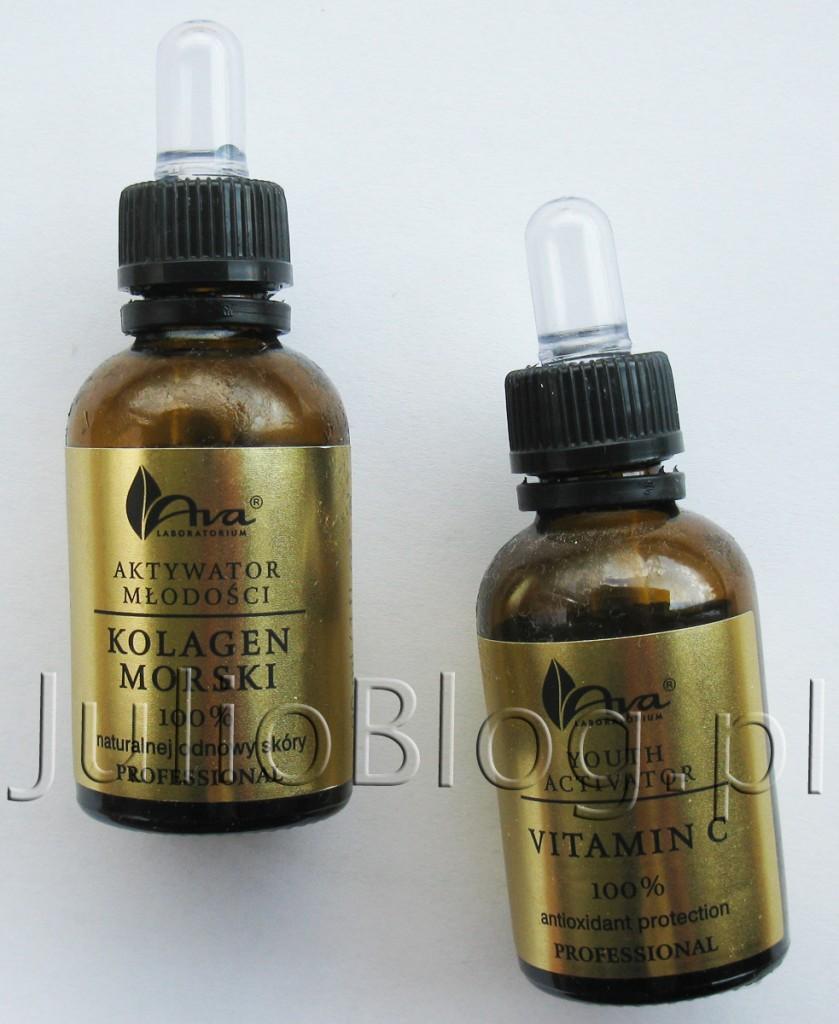 julioblog.pl-ava-aktywator-młodości-witamina-c-kolagen-morski-100-procent-naturalny-opinia-recenzja-opakowania-30ml