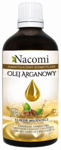 Olej arganowy Nacomi