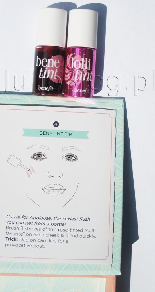 julioblog.pl-benefit-miniaturki-miniatura-róż-do-policzków-i-ust-w-płynie-róże-lollitint-benetint-4ml-lolli-tint-bene-tint-instrukcja-obsługi-jak-nakladać-aplikacja