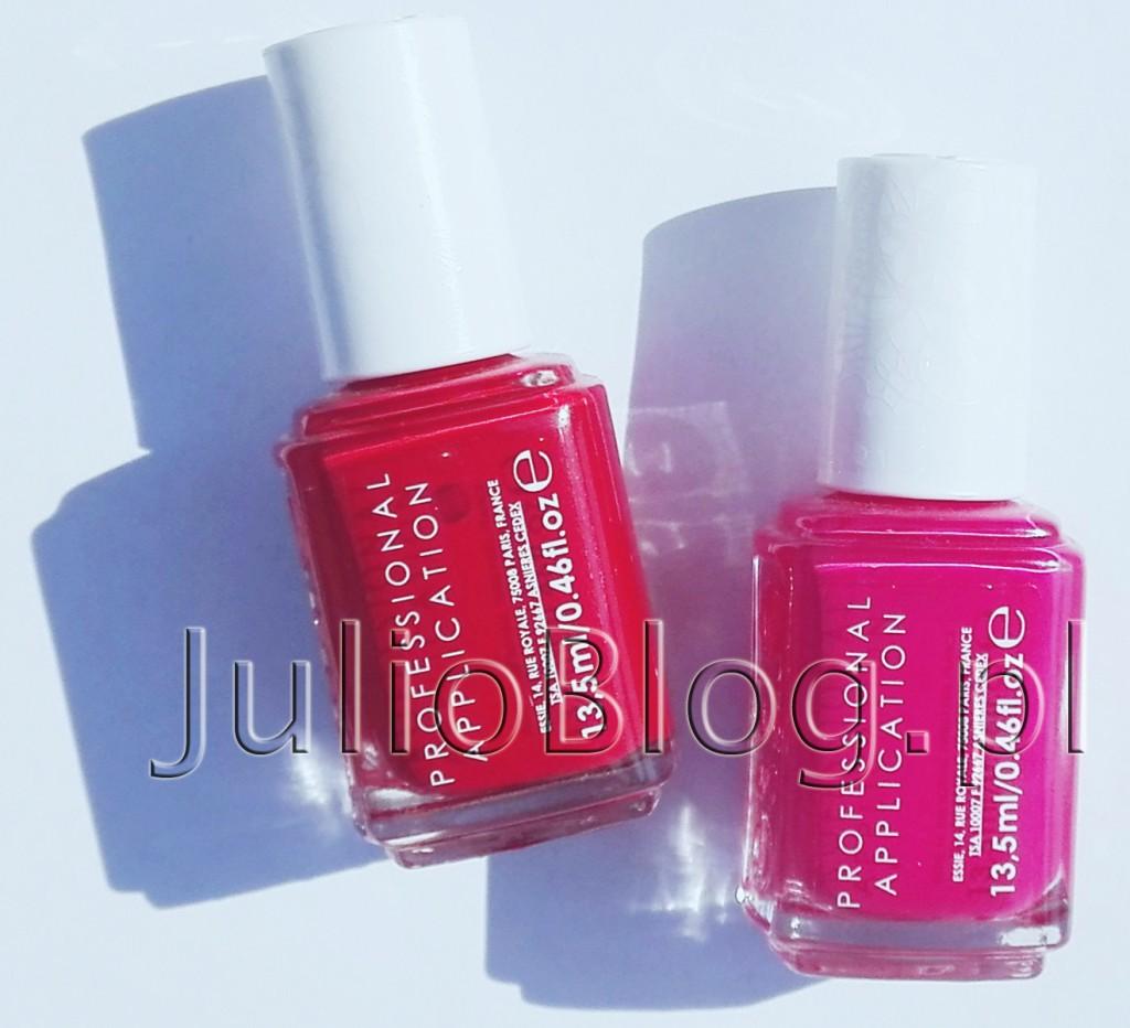 julioblog.pl-blog-julii-nowe-lakiery-do-paznokci-essie-kolekcja-ślubna-bridal-wedding-2015-czerwień-happy-wife-happy-life895-brides-no-grooms-896-malinowy-professional-application