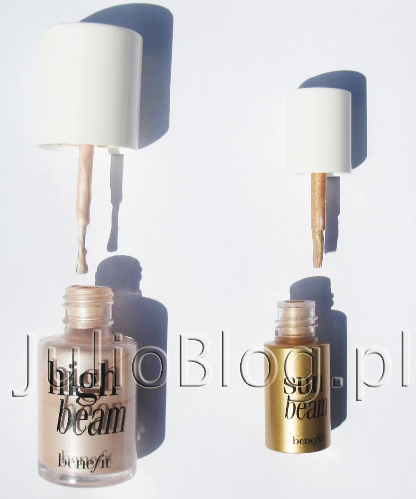 julioblog.pl-rozświetlacze-benefit-rozświetlacz-high-beam-13ml-119zł-sephora-miniatura-sun-beam-z-zestawu-sunbeam-highbeam-pędzelki-aplikatory