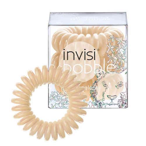 Gumka do włosów invisibobble z limitowanej serii na lato 2015 Invisibobble Wild Whisper -queen of the jungle