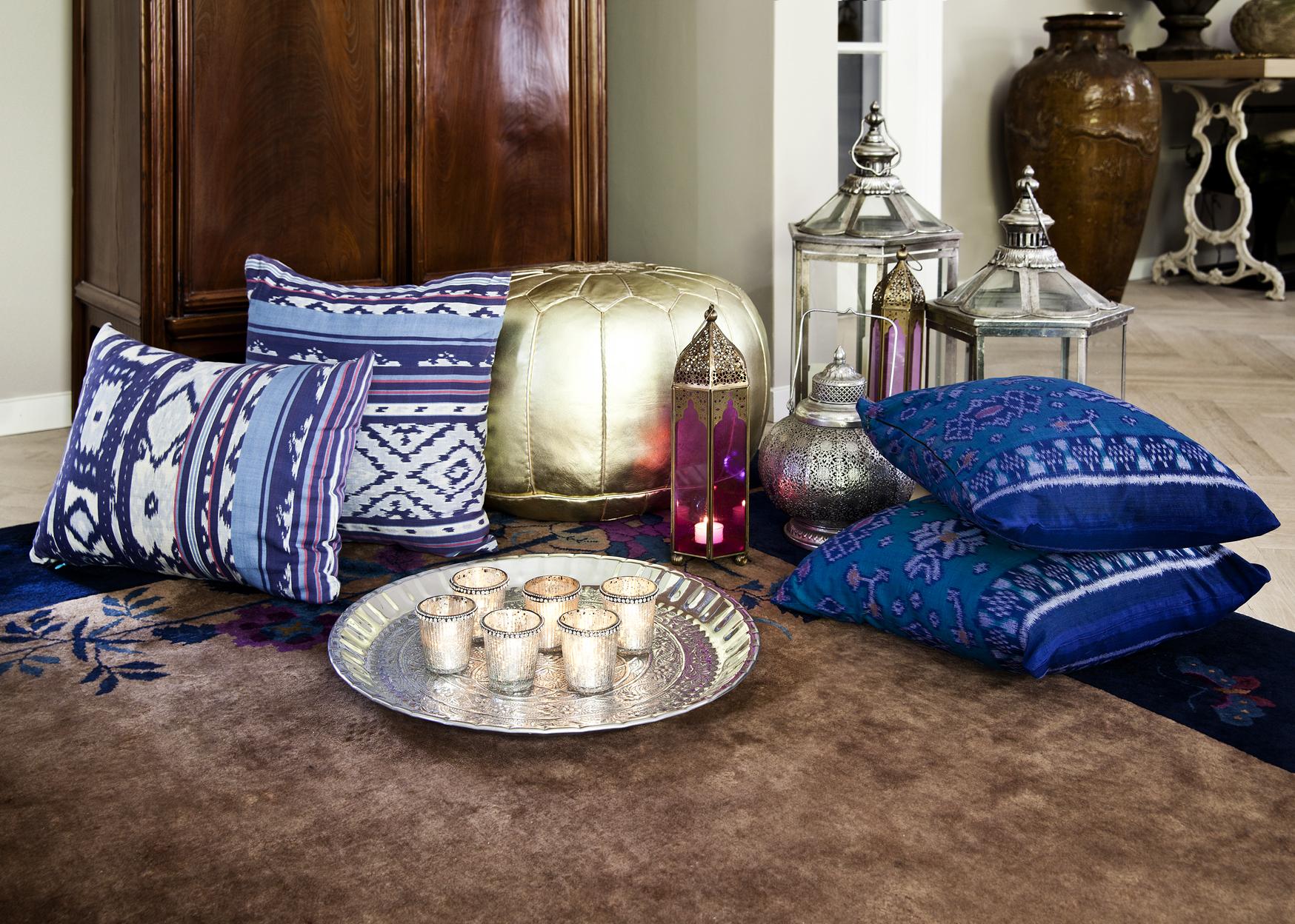 kolorowe dodatki do salonu i ogrodu na lato pozytywna energia. Black Bedroom Furniture Sets. Home Design Ideas