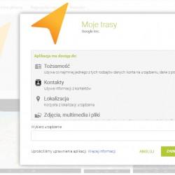 aplikacja-Moje-trasy-google-inc-ma-dostęp-do-tożsamość-kontakty-lokalizacja-zdjęcia-multimedia-pliki