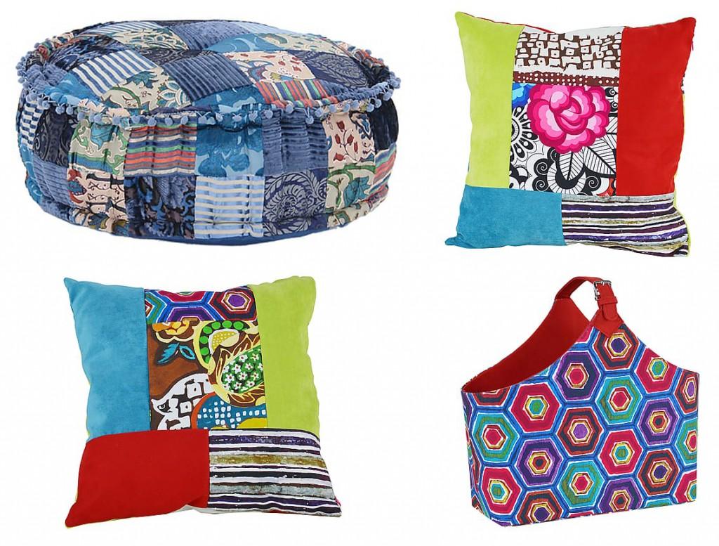julioblog.pl-blog-julii-dom-wnętrze-aranżacje-dodatki-do-domu-kolorowe-poduszki-patchworkowe-patchwork-puf-pufa-gazetownik-gazetnik