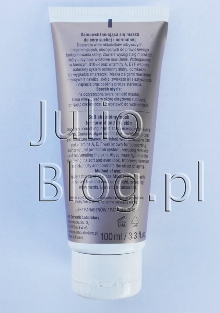 julioblog.pl-AVA-Beauty-Home-Care-age-control-professional-maska-z-algami-morskimi-nawilża-odżywia-poprawia-elastyczność-skóry-blog-julii-recenzje-kosmetyków-polskie-made-in-poland