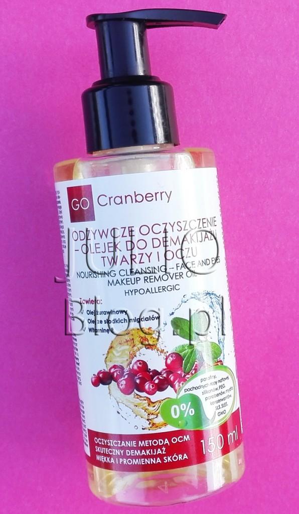 julioblog.pl-blog-julii-recenzje-kosmetyków-Olejek-do-demakijażu-GoCranberry-NOVA-Kosmetyki-do-oczyszczania-każdego-typu-skóry-szczególnie-suchej-wrażliwej-demakijaż