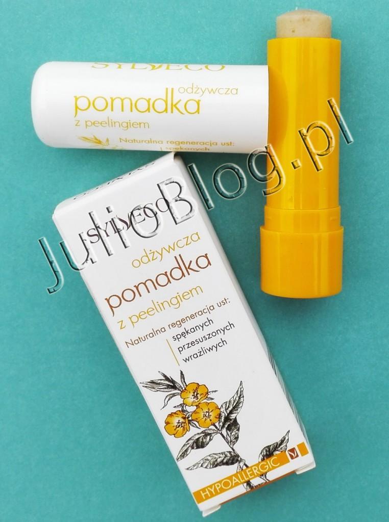 julioblog.pl-blog-julii-naturalna-pielęgnacja-recenzje-kosmetyków-naturalnych-naturalne-kosmetyki-Hypoalergiczna-odżywcza-pomadka-do-ust-z-peelingiem-Sylveco