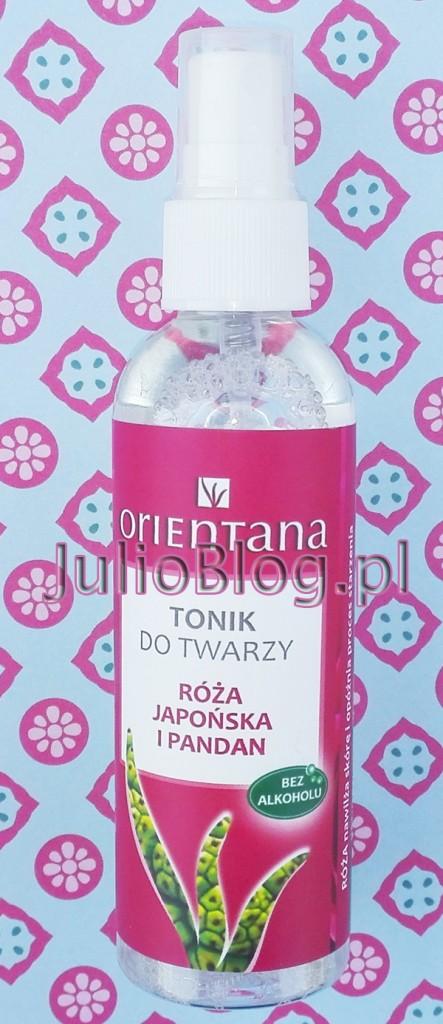 julioblog.pl-blog-julii-naturalne-kosmetyki-naturalna-pielęgnacja-recenzje-kosmetyczne-opinie-o-kosmetykach-orientana-tonik-do-twarzy-róża-japońska-pandan-100ml-bez-alkoholu-atomizer