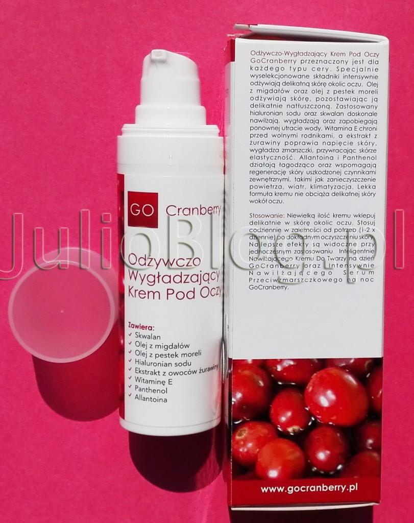 julioblog.pl-blog-julii-naturalne-kosmetyki-recenzje-kosmetyków--GoCranberry-NOVA-Kosmetyki-go-cranberry-odżywczo-wygładzający-krem-pod-oczy-opis-jak-używać-stosowanie-informacje