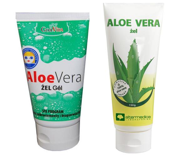 Aloe-Vera-żel-bioaktywny-spa-program-GorVita-żel-aloesowy-Alterrmedica-laboratorium-żele-aloesowe-tubka-150ml-12zł-11zł-z-dodatkami
