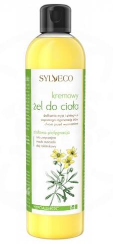 julioblog.pl-recenzje-Hypoalergiczny-kremowy-żel-do-mycia-ciała-z-cytrusową-nutą-zapachową,-pochodzącą-od-naturalnego-olejku-eterycznego-z-werbeny-egzotycznej-SYLVECO-18.90zł-300ml