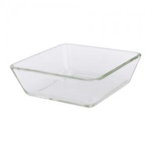 Naczynie żaroodporne szkło bezbarwne MIXTUR żaroodporne naczynie ze szkła cena 9,99zł IKEA JulioBlog.pl blog Julii