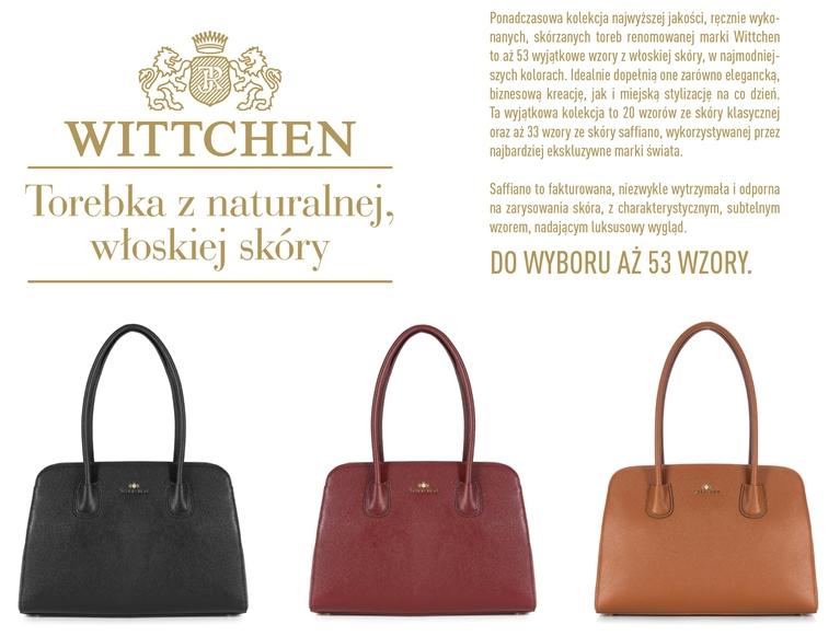 Moja nowa torebka Wittchena z… Lidla :) – JulioBlog.pl