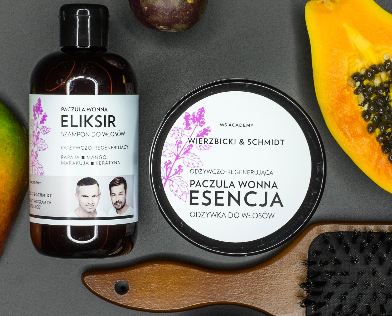 eliksir szampon do włosów przeciw wypadaniu opinie