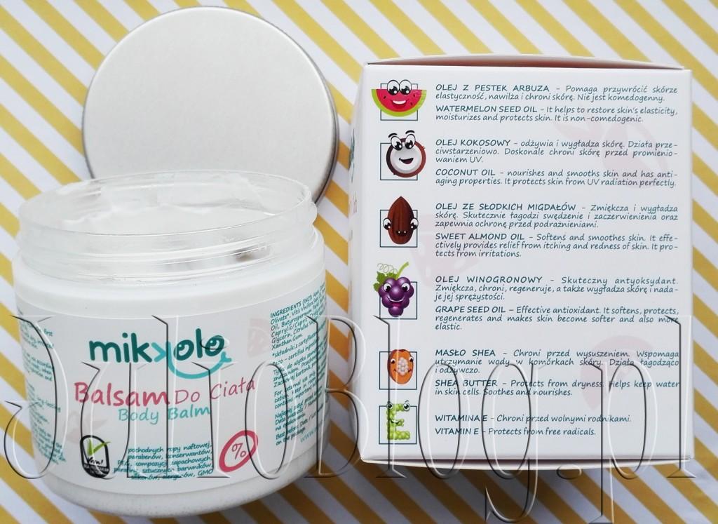 Naturalny-Balsam-do-ciała-Nova-Kosmetyki-Mikkolo-naturalne-kosmetyki-JulioBlog.pl-blog-Julii-recenzja-opinia-ocena-skład-składniki-działanie-olej-kokosowy-winogronowy-z-pestek-arbuza