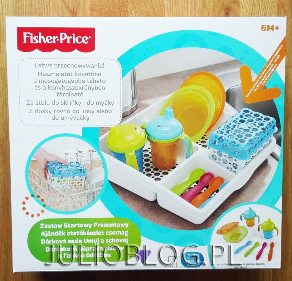 Zestaw-Startowy-Prezentowy-FISHER-PRICE-Y3517-naczynia-dla-dziecka-rozszerzanie-diety-niemowląt-naczynia-sztućce-dla-dzieci-można-myć-w-zmywarce-podgrzewać-w-mikrofalówce