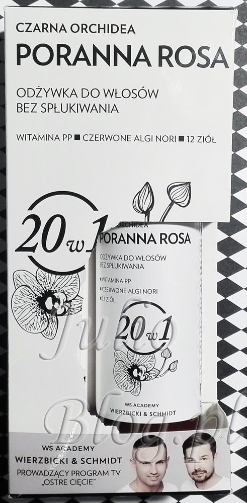 czarna-orchidea-poranna-rosa-ws-academy-wierzbicki-schmidt-20w1-profesjonalna-odżywka-do-włosów-bez-spłukiwania-12-ziół-czerwone-algi-nori-JulioBlog.pl-blog-Julii-recenzja-opinia-ocena